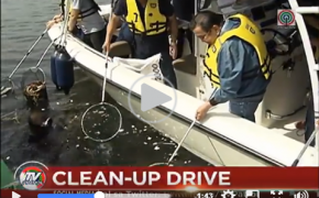 Viral Video: Netizen Criticized Mayor Erap Estrada Publicity Clean Up Drive of Manila Bay