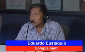 Eduardo Eustaquio Complaints on Her Employer over P150/day Payment