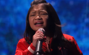 "Filipino-American Angelica Hale Sings ""Clarity"" Quarter Finals of America's Got Talent 2017"