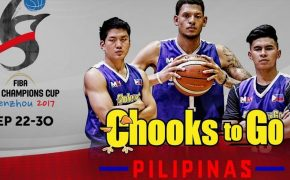 LIVESTREAM:  Chooks to Go Pilipinas vs Sareyvet Ramallah (Palestine) on FIBA Asia Champions Cup Chenzhou 2017