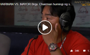 Trending Now! Brgy.2 Chairman Perry Pagaduan Complained Mayor Bernardo Paredes of Cavite City