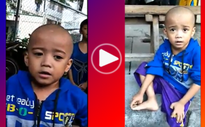 "Trending Now! 6-Year-Old Little Boy ""Carlo Mendoza"" Speaks Like an Old Man (Watch Video)"