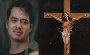 VIRAL Now! John Llyod Cruz Posted Crucifix, Netizen Reacts