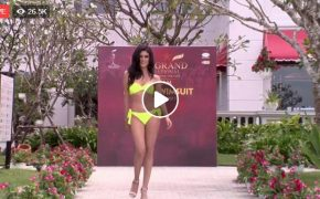 FREE LIVESTREAM: Miss Grand International 2017 Best in Swimsuit Competition