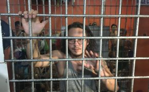 Baron Geisler Detained for an Alleged Unjust Vexation and Making Scene at Bar