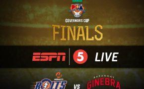 Free LiveStream: Meralco vs Ginebra GAME 4 in PBA Governor's Cup 2017 Finals