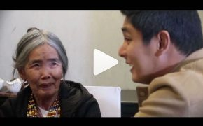 Watch: Tattoo Artist Apo Whang-Od Emotional Meet-Up with Coco Martin