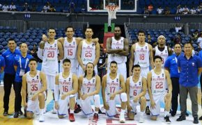 Gilas Pilipinas Final 12-man Line-up vs Japan in FIBA World Qualifiers 2019