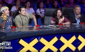 Julius and Rhea Earns Golden Buzzer from Angel Locsin on Pilipinas Got Talent 2018 Auditions