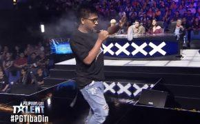 Watch: JM Bayot Vape Smoke Tricks on Pilipinas Got Talent 2018 Auditions