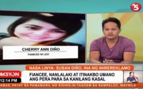 Viral Video of a guy complains about his girlfriend who ran away with his money intended for their wedding @ Raffy Tulfo in Action