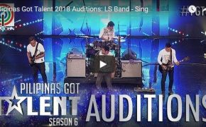 Pilipinas Got Talent (PGT) Season 6 LS Band Excellent Singing Performance on February 17, 2018 Episode