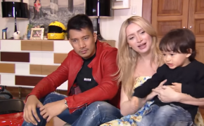 Full Video: James Yap and Michela Cazzola Exclusive Interview by Korina Sanchez on Rated K
