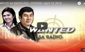 Wanted Sa Radyo With Raffy Tulfo and Niña Taduran on April 19, 2018 Full Episode #HonestDriver&KahitSaHulingSandaliMasilayanSiya