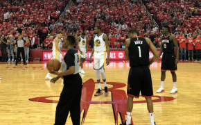 LIVESTREAM: Rockets vs. Warriors Game 5 of Western Conference Finals 2018 NBA Playoffs