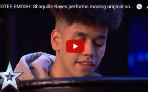 Britain's Got Talent (BGT) 2018: Shaquille Rayes Heart-Moving Original Song Made The Audience Cried
