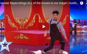Britain's Got Talent (BGT) 2018-Very Flexible Moves of Shameer Rayes