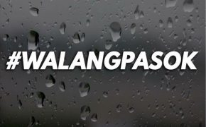 #WalangPasok: No Classes on Tuesday, January 22, 2019 on Selected Areas Only