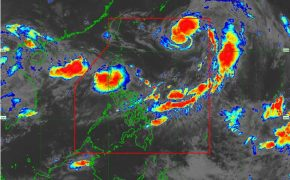 PAGASA Released Update of Bagyong Inday on Friday, July 20, 2018