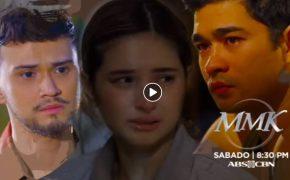 Maalaala Mo Kaya (MMK) Episode on July 21, 2018 Features Billy Crawford and Coleen Garcia