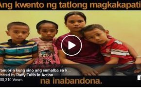 Watch! Raffy Tulfo in Action on July 17, 2018 Episode #AbandonedChildrenRescuedByAunt