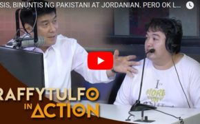 Raffy Tulfo in Action on September 17, 2018 Episode #Misis, binuntis ng Pakistani at Jordanian. Pero ok lng kay Mister, basta't bumalik lng si Misis!