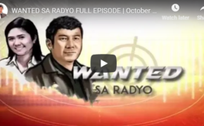 Wanted Sa Radyo with Raffy Tulfo and Niña Taduran on October 23, 2018 Full Episode