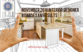 FULL LIST: November 2018 Interior Designer Board Exam Results