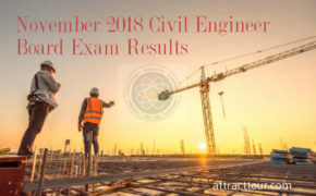 November 2018 Civil Engineer Board Exam Results (Q-T)