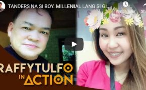 Raffy Tulfo in Action on December 4, 2018 Episode #Tanders Na Si Boy. Millenial Lang Si Girl. The Beauty and The Beast!