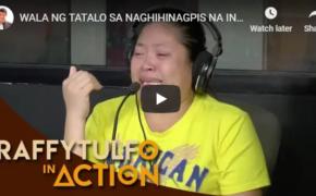 Raffy Tulfo in Action Episode #Walang Tatalo sa Naghihinagpis Na Ina!