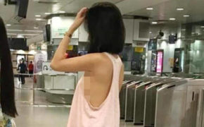 Who is the Filipina Model that Went Viral in Singapore for Wearing Skimpy Dress?