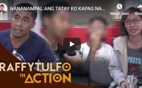 Raffy Tulfo in Action on February 4, 2019 Episode #FatherGoneWrong
