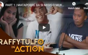 Raffy Tulfo in Action on February 4, 2019 Episode #Matapobre ba si Misis O Mukhang Pera lang talaga?