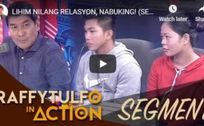 Raffy Tulfo in Action Episode #Lihim Nilang Relasyon, Nabuking!
