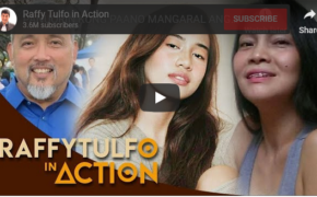 Daughter Melody Seña Gives Advice to the Parents, Will it be Okay? Watch in Raffy Tulfo in Action