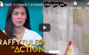 Raffy Tulfo in Action: Grade 1 Student Pinhiya Raw Ng Principal Dahil Sa 3k! April 16, 2019 Episode