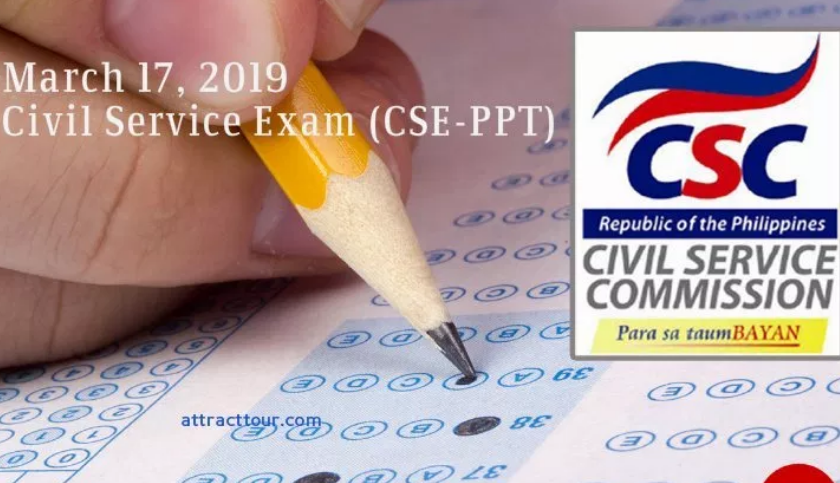 NCR: March 17, 2019 CSE-PPT Professional Level Alphabetical