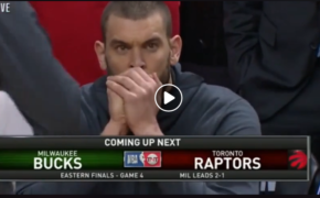 LIVESTREAM: Toronto Raptors vs Milwaukee Bucks Game 4 on Eastern Conference Finals NBA 2019