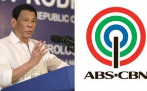Script Statement of President Duterte Block ABS-CBN Franchise Renewal in March 2020