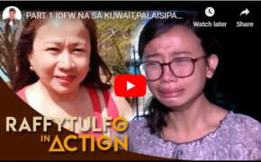 Ma. Constancia Dayag OFW in Kuwait Died in a Doubtful Death, Daughter Seeking Justice and Help with Raffy Tulfo