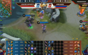 Mobile Legends: ArkAngel (PH) vs Louvre Esports (ID) MSC 2019 Playoffs