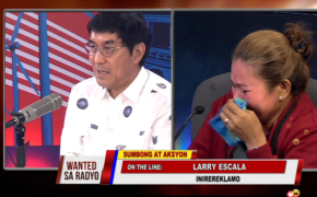 LIVESTREAM: Raffy Tulfo in Action July 12, 2019
