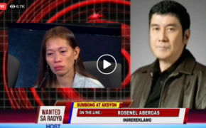 Live Streaming Raffy Tulfo in Action July 18, 2019