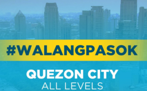 #WalangPasok on Monday, July 22, 2019 in Selected Areas Only