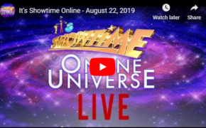 It's Showtime Live Streaming on August 22, 2019