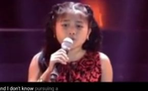 "Watch: The Voice Kids Yshara Cepeda ""Tagu-taguan"" 3 Chair Turner Performance"