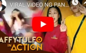 """Viral Video: Raffy Tulfo In Action Bullying A Girl In The Restroom """"Alyas Julie"""""""