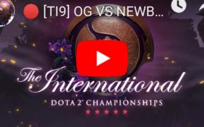 Live Now: TI9 Dota2 Main Stage Games Upper to Lower Bracket Day 2
