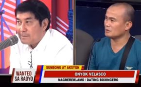 "Watch Raffy Tulfo In Action: Former Olympian ""Onyok Velasco"" Seeks Help Against An Insurance Company"